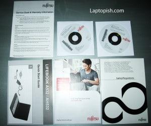 Fujitsu Lifebook AH532 09