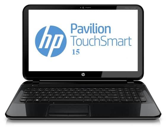 HP TouchSmart15