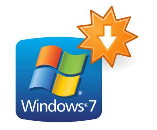 Windows 7 update